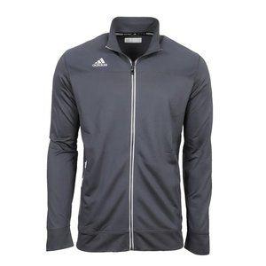 adidas Men's Utility Jacket Zipper Sweatshirt Onix for Men XL NWT